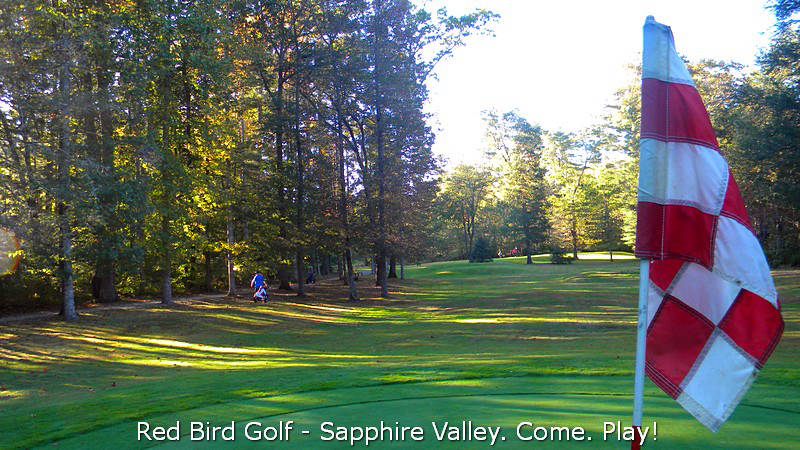 sapphire valley resort golf