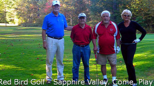 sapphire valley red bird golf