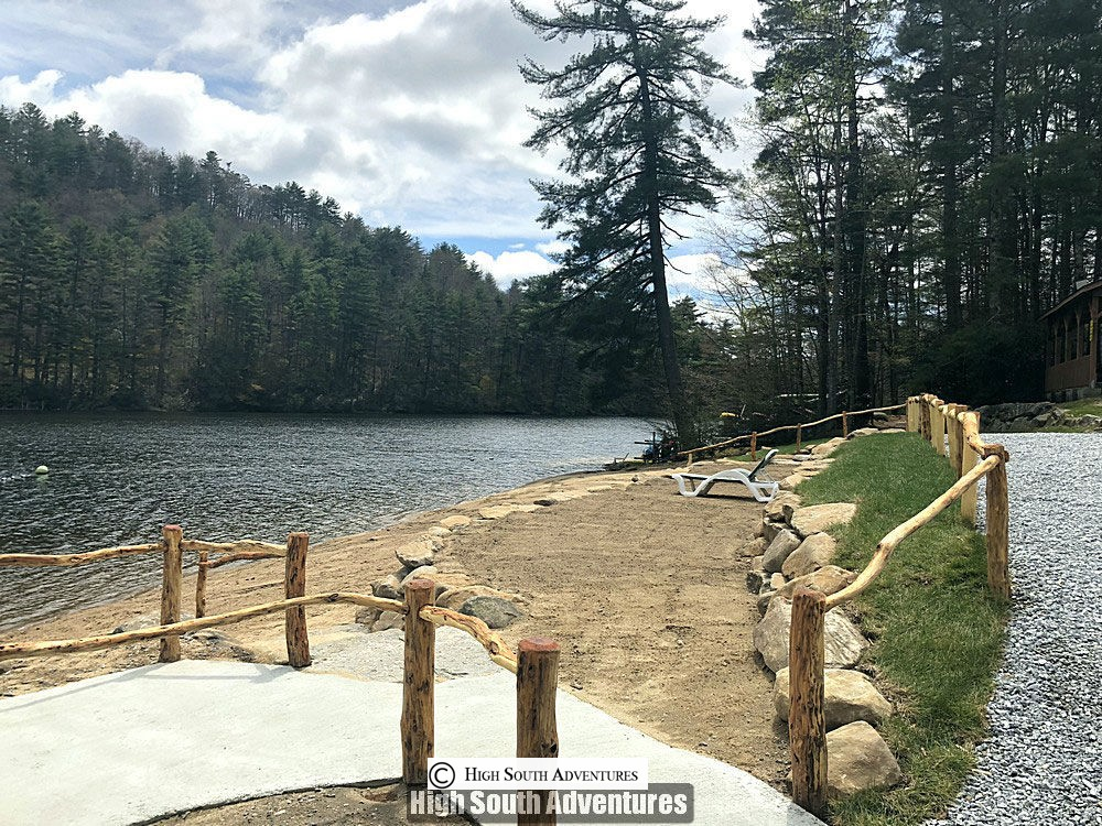 fairfield lake beach sapphire-valley-resort-