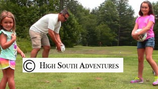 Sapphire Valley Resort Foot Golf