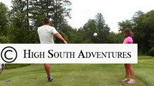 sapphire valley resort foot golf family