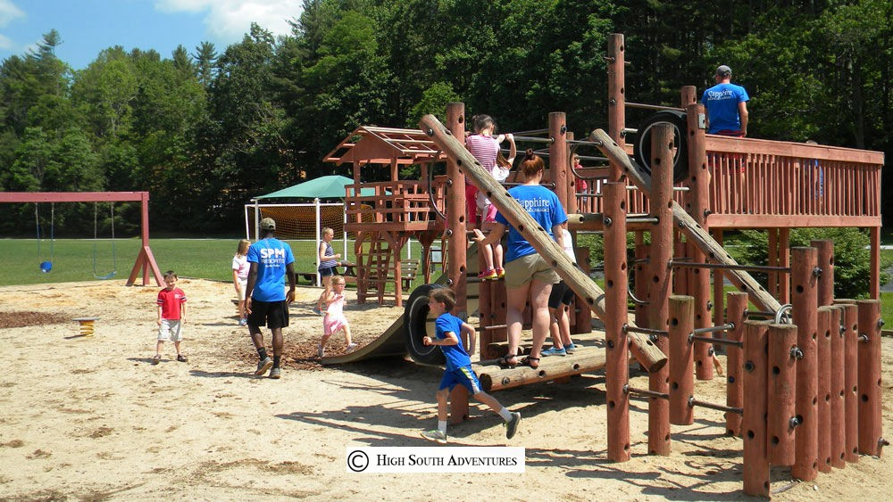 Kids Camp Sapphire Valley Resort